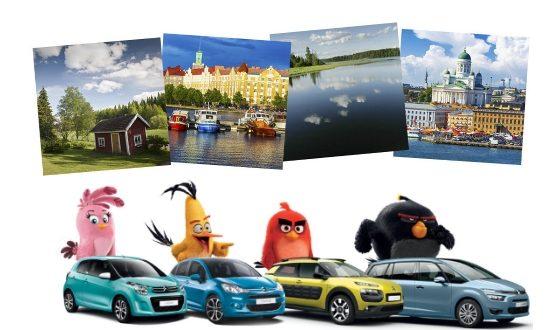 Reise nach Finnland und Kinotickets gewinnen
