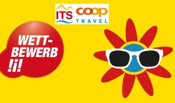 5 x ITS COOP Travel Strandtuch gewinnen